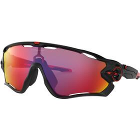 Oakley Jawbreaker Sonnenbrille matte black/prizm road